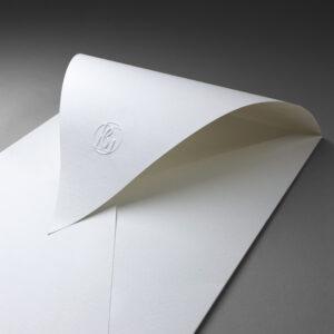 Enveloppe avec embossage