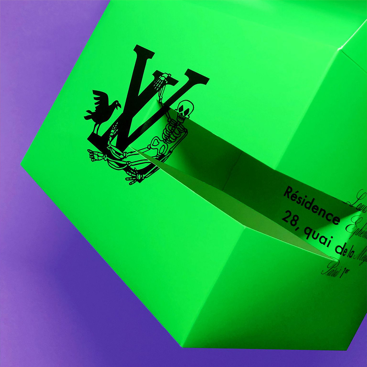 Louis Vuitton Packaging Hall of Fame